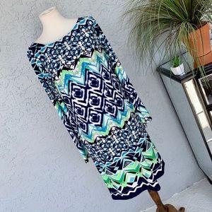 • Designer • Vince Camuto • LS Sheath Dress • 12